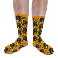 Personalised Pet Photo Socks Dog