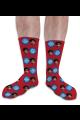 Company Logo Personalised Photo Socks