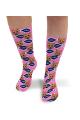 Personalised Pet Photo Socks Cat