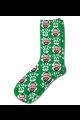 St Patricks Day Personalised Photo Socks Irish AF