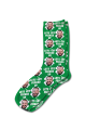 St Patricks Day Personalised Photo Socks Lets Get Fecked