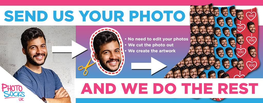 Just add your photo