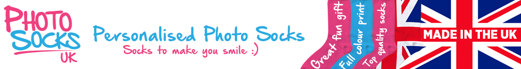 Welcome To Photo Socks UK